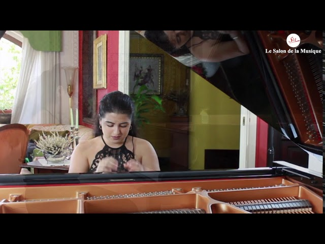 Elisha Wolf plays 10 Preludes from Op.23 by Sergej Rachmaninoff