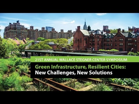 Wallace Stegner Center 21st Annual Symposium – Rethinking Buildings