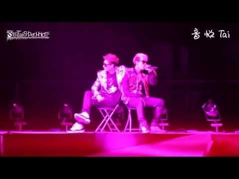 [Fancam] 130414 SJ-M Fan Party in Beijing - Hello (EunHae)