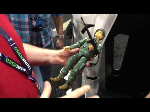 """Gentle Giant Jumbo 12"""" G.I.Joe - First Look"""