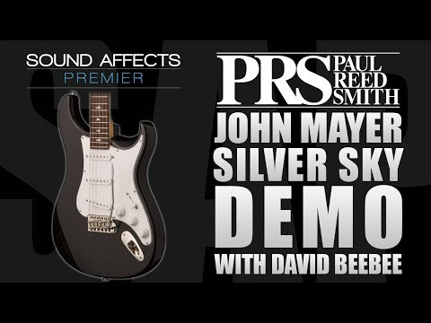 John Mayer PRS Silver Sky