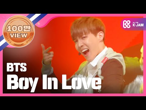 (ShowChampion EP.98) BTS - Boy In Love (방탄소년단 - 상남자)