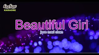 KARAOKE - BEAUTIFUL GIRL - JOSE MARI CHAN