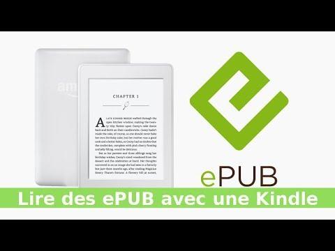 Comment Lire Un EPUB Sur KINDLE (tuto)
