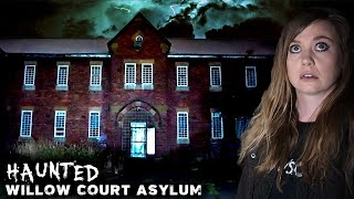 This HAUNTED Asylum WILL Scare You! | Willow Court Criminally Insane Men's Ward