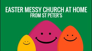 Easter Messy Church from St Peter's