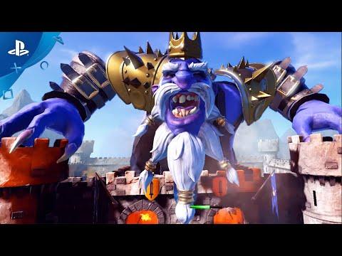 Good Goliath - Announcement Trailer | PS VR