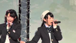 AKB48 Team8 Live 2015/12/12 曲名:一生の間に何人と出逢えるのだろう ...