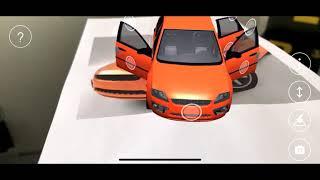 Realidade Aumentada interior do carro | Dropview