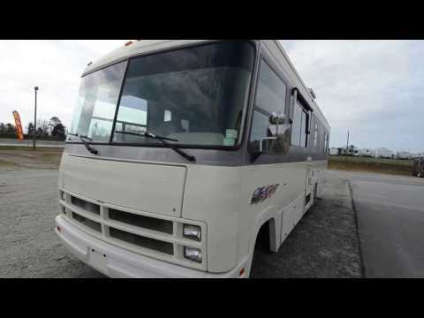 1993 Fleetwood Flair A Class Gas RV from Porter's RV Sales