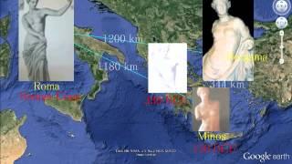 1324+1168 疑惑のギリシア+ローマ彫刻(ギリシア彫刻は本当に存在したのか)Greek and Roman Sculptures in Suspicion, really existed by
