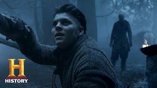 Vikings: Floki Makes Ivar a Gift (Season 4, Episode 17) | History