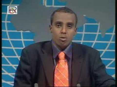 Radio and TV Djibouti - Journal en Somali Janvier 9, 2008
