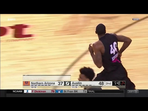 Cory Jefferson throws it down vs. the Suns