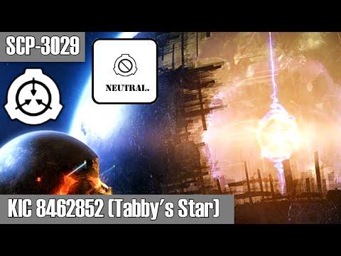 SCP3029 KIC 8462852 Tabby's Star  object class neutralized  Extraterrestial