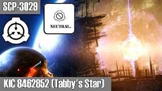 SCP-3029 KIC 8462852 (Tabby
