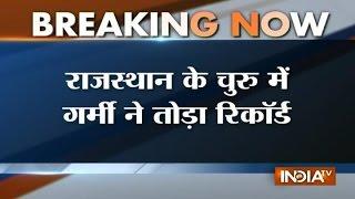 Temperature of Rajasthan's Churu Crosses 50 Degree Celsius