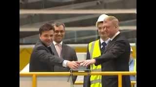 Открытие завода энергоэффективного стекла(, 2014-06-17T09:00:10.000Z)