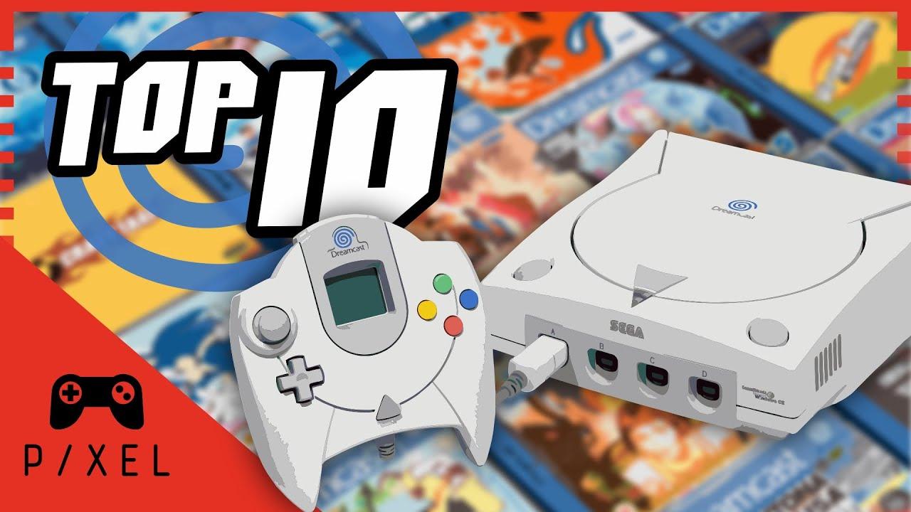 Download TOP 10 Dreamcast Video Games