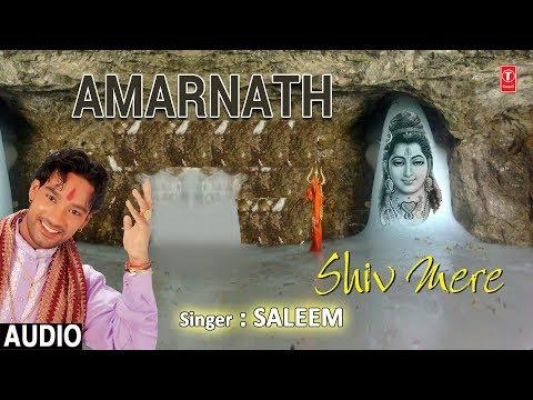 Amarnath I Shiv Bhajan I SALEEM I Full Audio Song I Shiv Mere I Amarnath Yatra Special