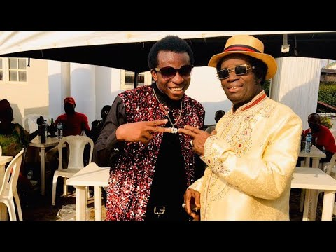 Download UWAIFO JUNIOR AND PROF VICTOR UWAIFO WATCH THIS AMAZING MOMENT WITH THE LEGEND