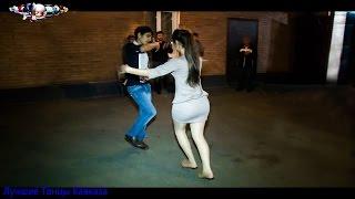 Молодые Кабардинцы Танцуют Лезгинку