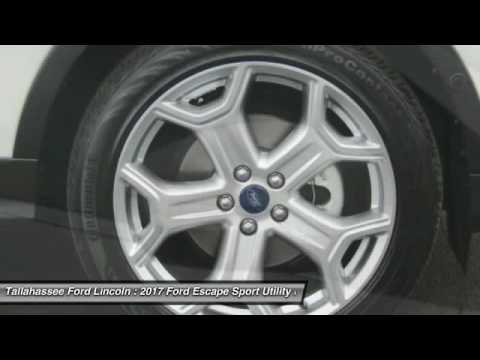 2017 Ford Escape Tallahassee FL 44175