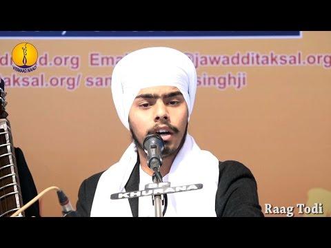 25th AGSS-2016:  Raag Todi Bhai Bakhshish Singh Ji Student of Jawaddi Taksal