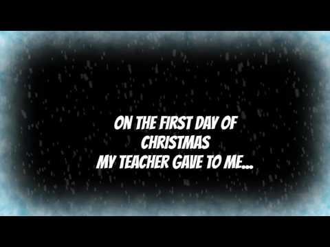 7th Grade Holiday Video