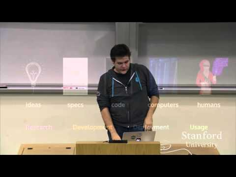 Stanford Seminar - IPFS and the Permanent Web