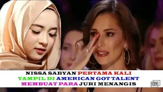 NISSA SABYAN DI AMERICAN GOT TALENT #CRM