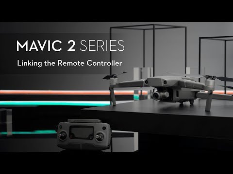 How to Link the Mavic 2 Remote Controller