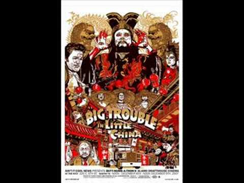 big trouble in little china music (Here come the storms)
