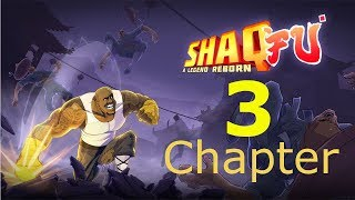 Shaq Fu a Legend Reborn - Chapter 3