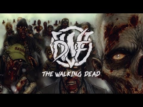 DEAD WITH FALERA   The Walking Dead (VIDEO LYRIC)