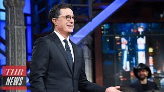 Late-Night Hosts React to Bernie Sanders' 2020 Presidential Campaign Announcement | THR News
