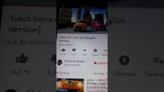 Video Lagu tobot  versi baru download MP3, 3GP, MP4, WEBM, AVI, FLV Juli 2018