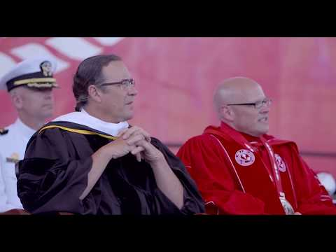 Miami University Spring Commencement 2017 Highlights