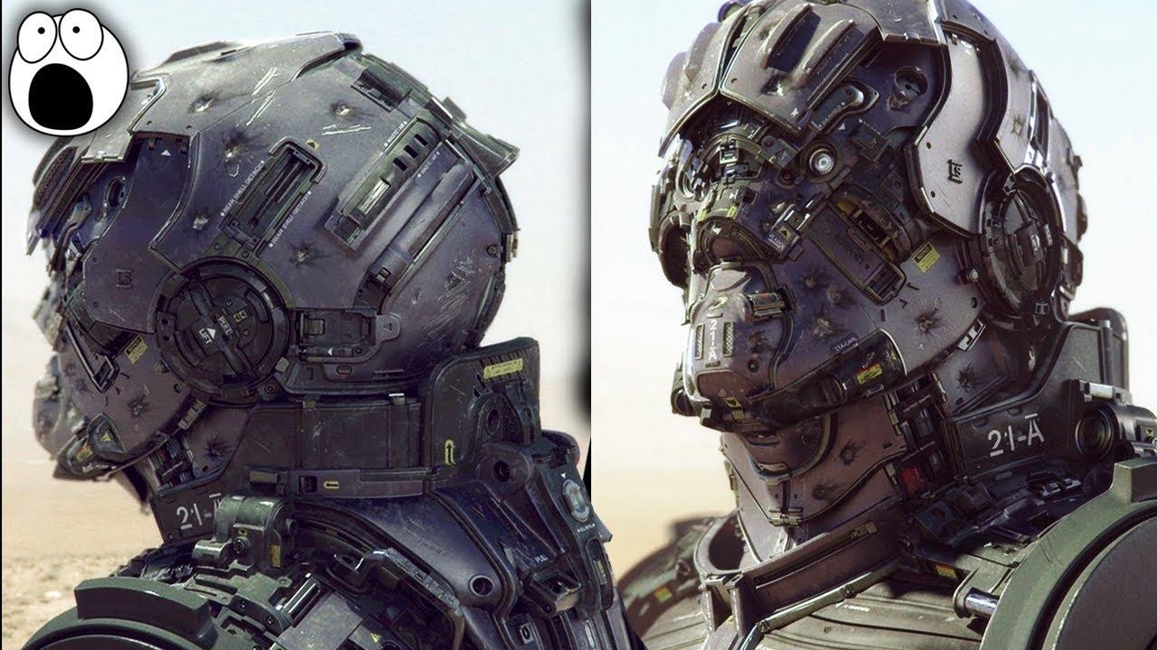 Insane Sci-Fi Military Tech & Machines That Actually Exist