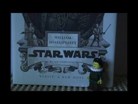 William Shakespeare's Star Wars Episode 4, Act 1