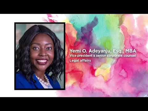 2021 Values in Action Award: Yemi Adeyanju