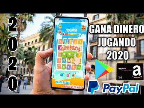 La Mejor App Para Ganar Dinero Para Paypal Jugando 2019 2020 Youtube
