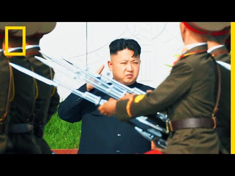 Kim Jong-un, commandant suprême de la Corée du Nord