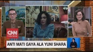 Gambar cover Anti Mati Gaya di Rumah Aja Ala Yuni Shara