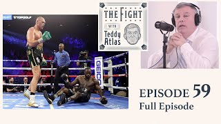 Teddy Atlas Reacts to Deontay Wilder vs Tyson Fury 2 | THE FIGHT with Teddy Atlas