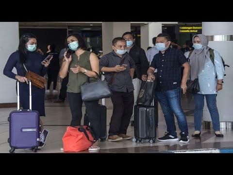 Coronavirus: 5 cas supplémentaires en Belgique, guerre en Corée, tourisme en berne