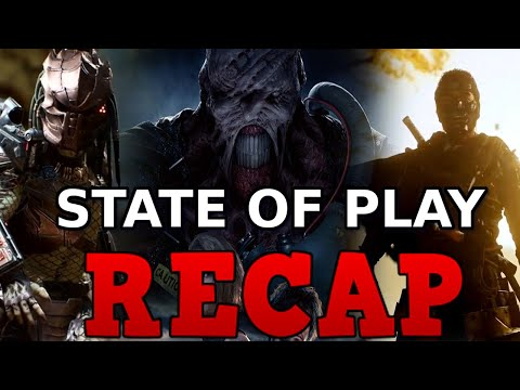 Gaming News & State of Play | Playstation 12/10/2019 RECAP | Best Episode so far