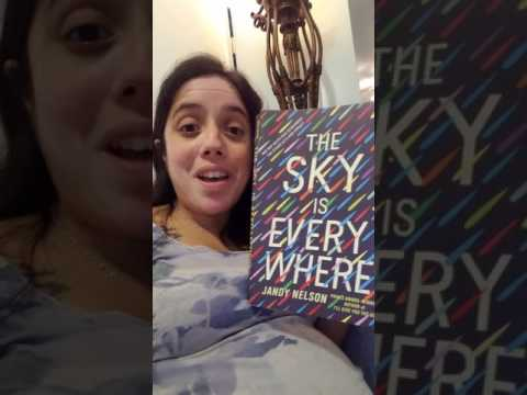 The Sky is Everywhere by Jandy Nelson Book Talk