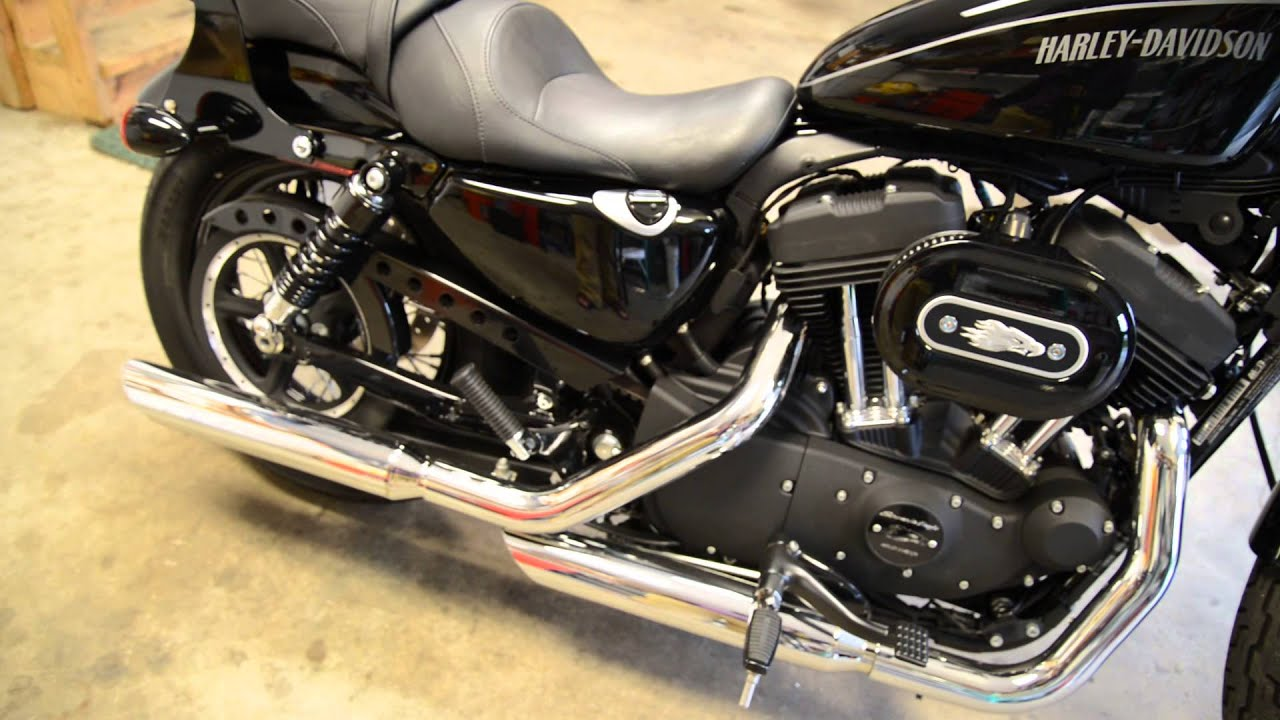 Harley Davidson Nightster W Rush Pipes Amp 2 Up Riding