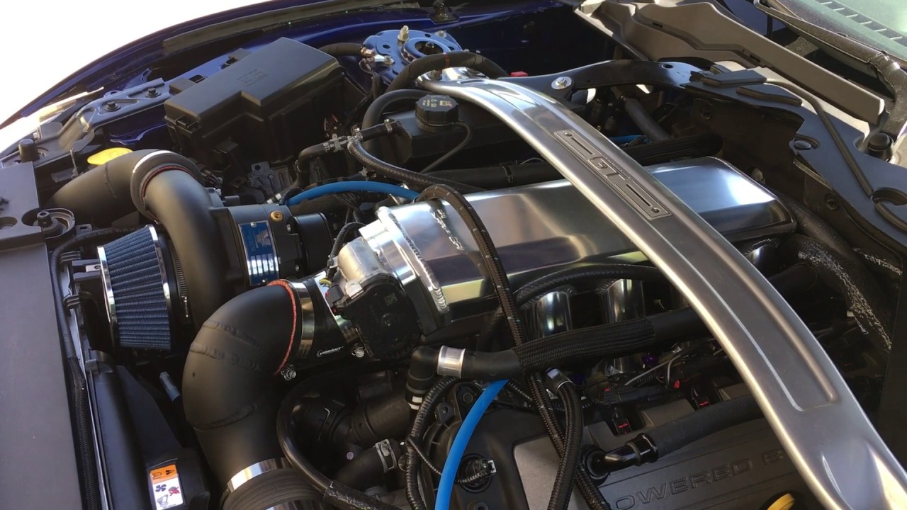 Holley sniper intake coyote